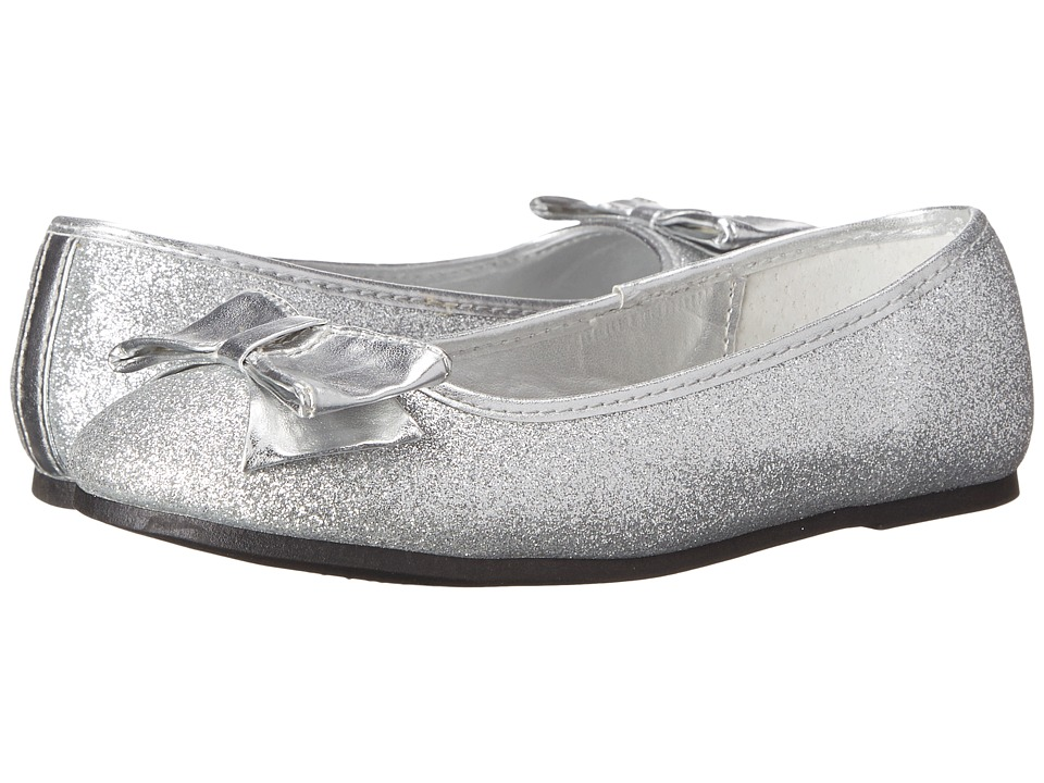 Nina Kids - Doris (Little Kid/Big Kid) (Silver Baby Glitter) Girls Shoes