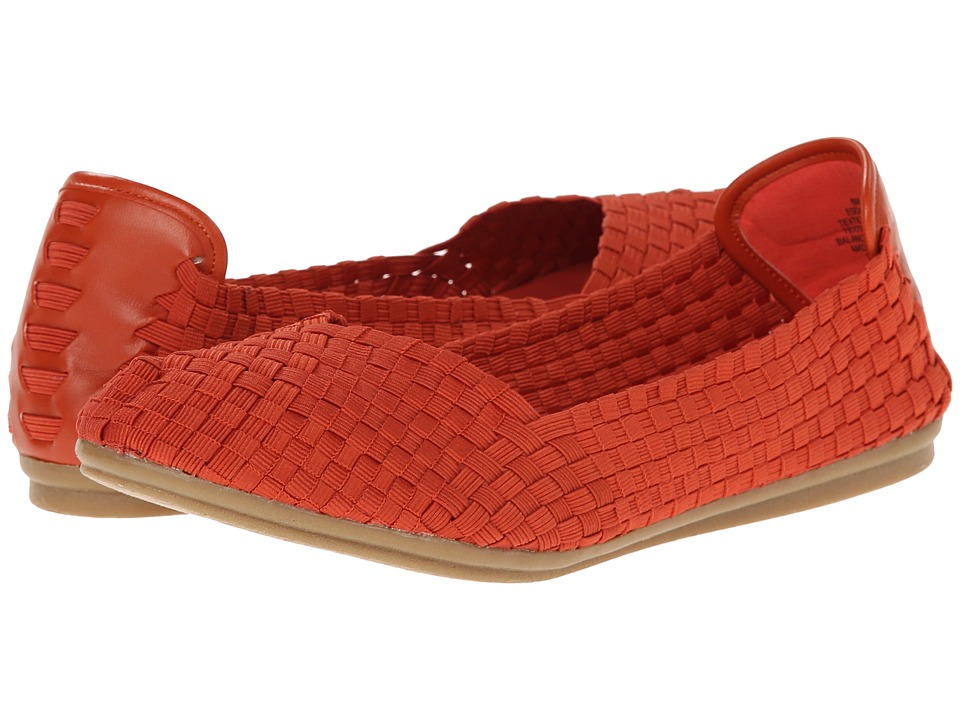 Easy Spirit - Gibby (Medium Red/Medium Red Fabric) Women's Shoes