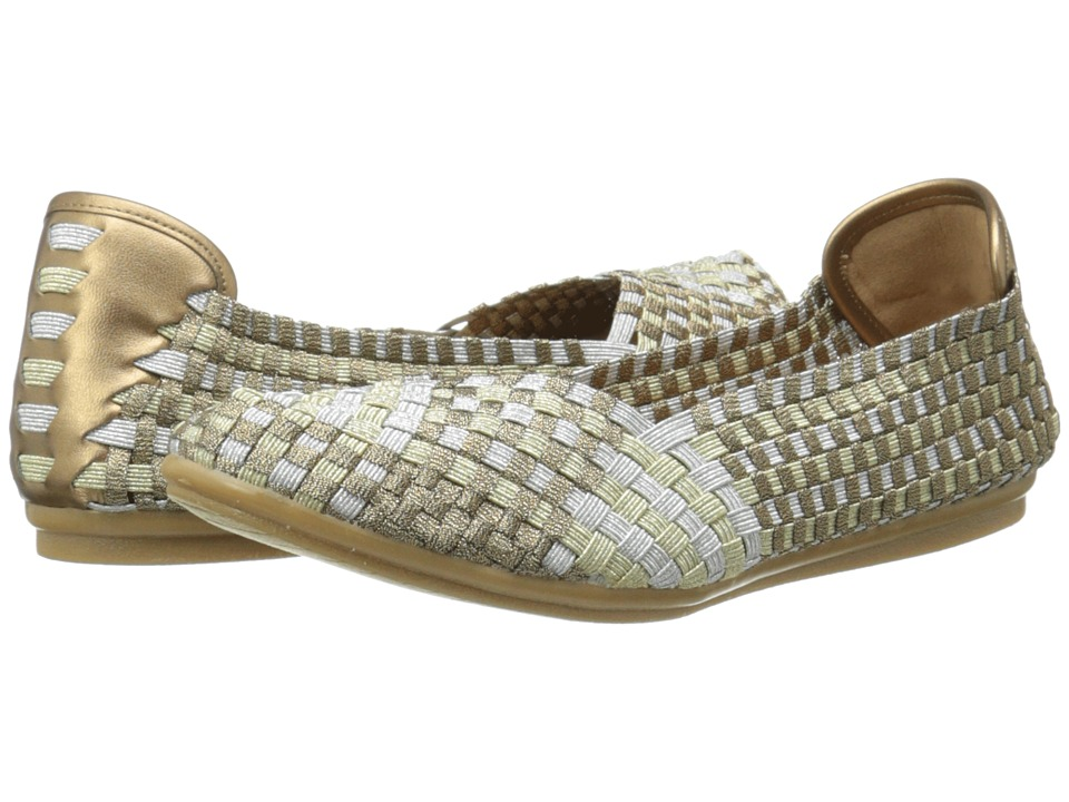 Easy Spirit - Gibby (Silver Multi/Bronze Fabric) Women's Shoes