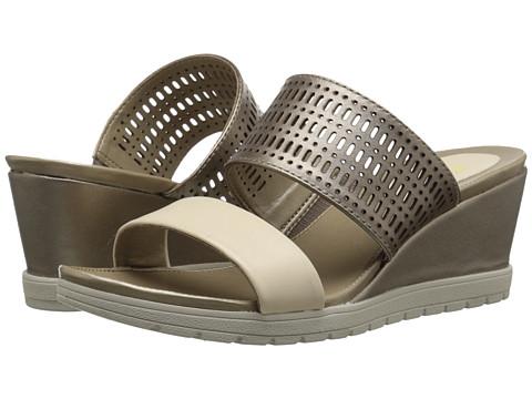 Easy Spirit - Hagen (Gold Multi Leather) Women's Shoes
