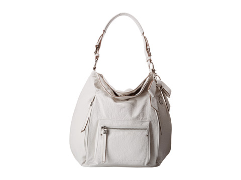 Jessica Simpson - Alicia Hobo (White) Hobo Handbags
