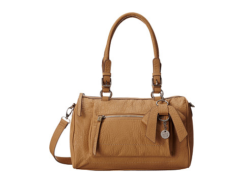 Jessica Simpson - Alicia Satchel (Camel) Satchel Handbags