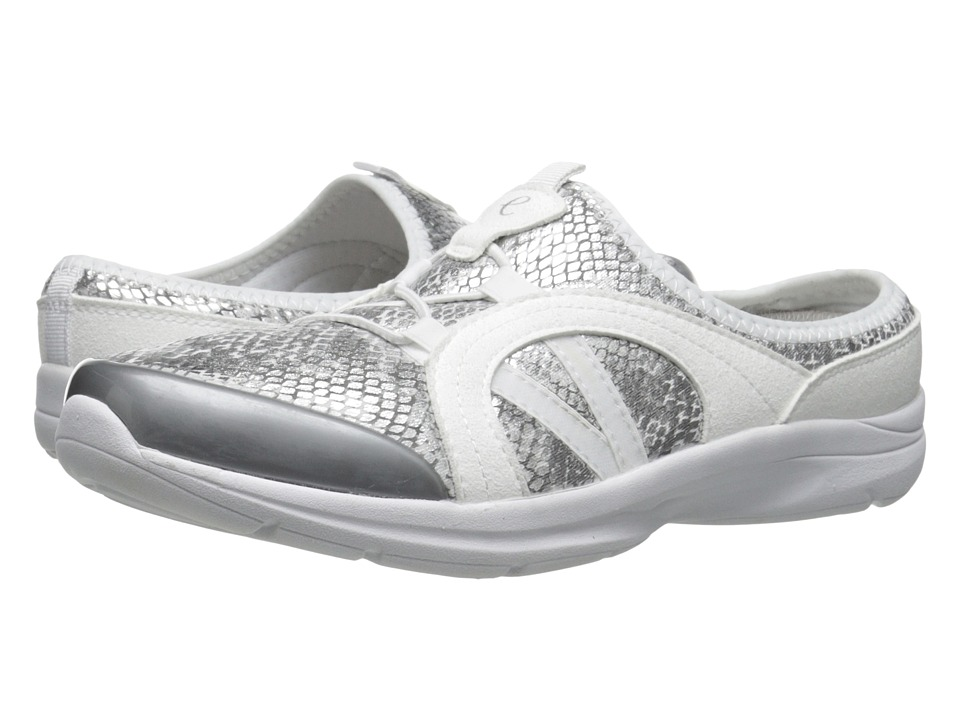 Easy Spirit - Quade (Silver Multi Fabric) Women's Shoes