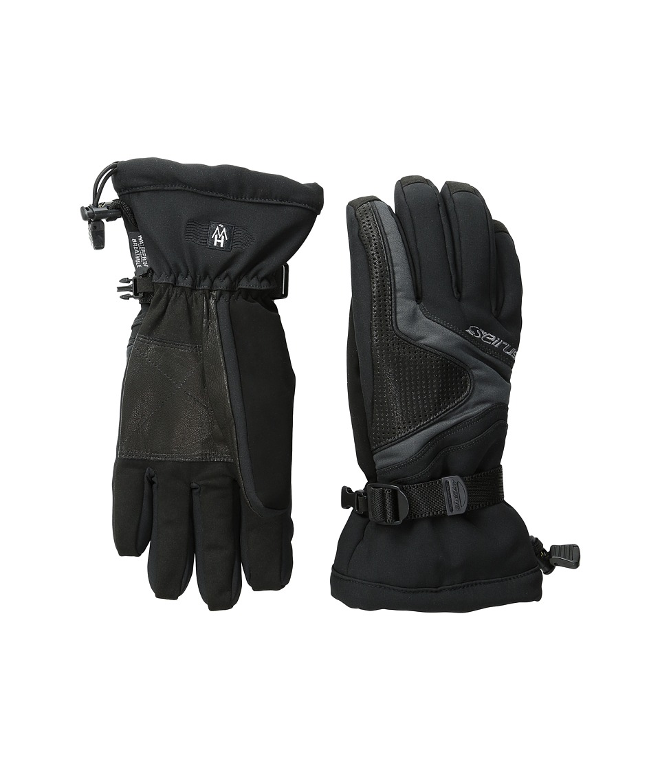 Seirus - Heatwave Plus Shine Glove (Black) Ski Gloves