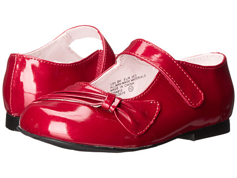 Nina Kids - Astrid (Toddler/Little Kid) (Red Patent) Girl