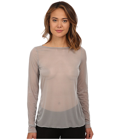 Wolford - Tulle Pullover (Tint) Women's Clothing