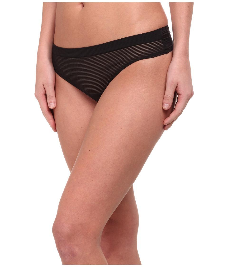 Wolford - Louie String Panty (Black) Women's Underwear