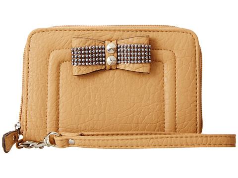 Jessica Simpson - Evonne Za Expander (Camel) Wallet Handbags