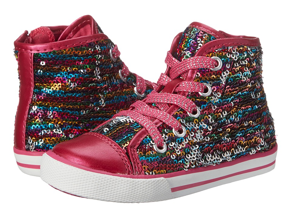 Nina Kids - Bedelia (Toddler/Little Kid) (Pink Flip Sequins) Girl