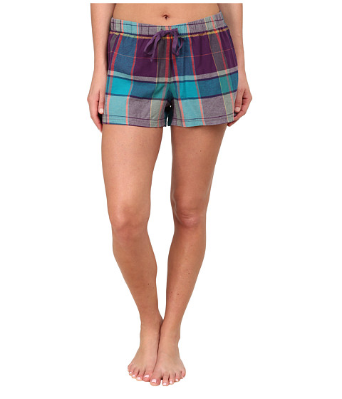 Life is good - Sleep Boxer (Smoky Plum) Women's Pajama