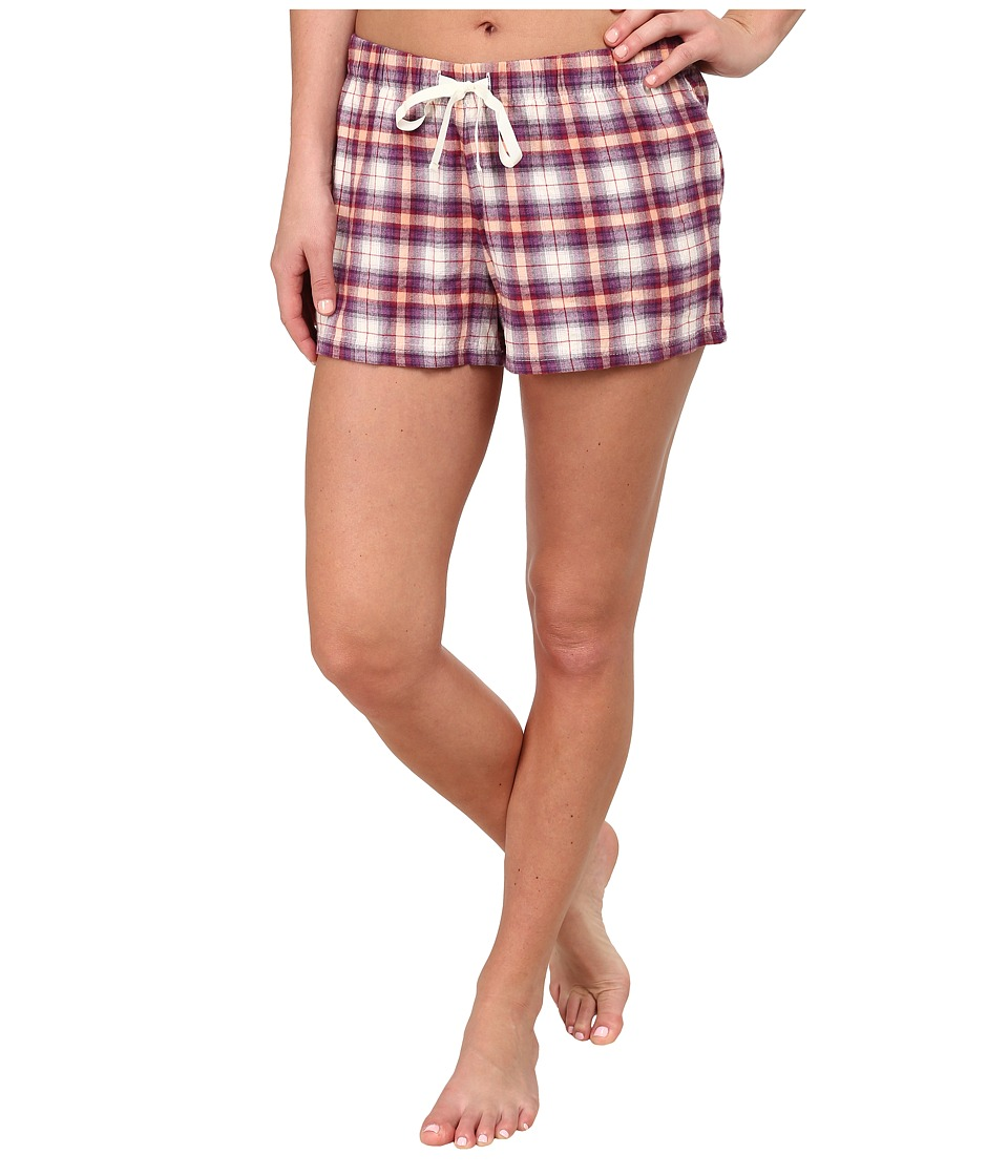 Life is good - Sleep Boxer (Simply Ivory) Women's Pajama