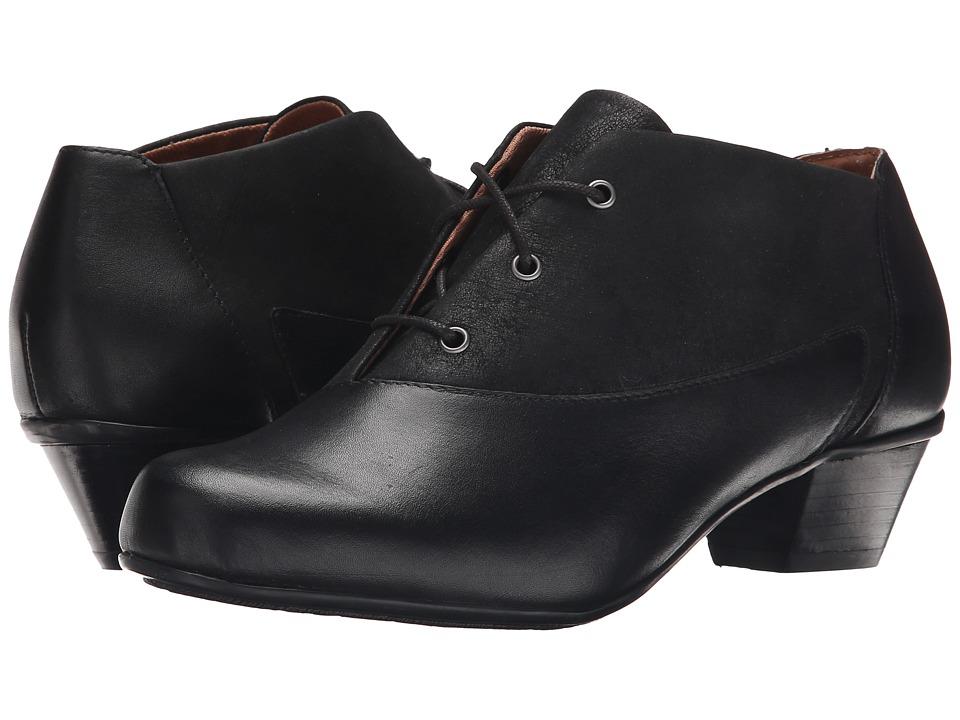 Aetrex - Essence Leah (Black) Women's Shoes