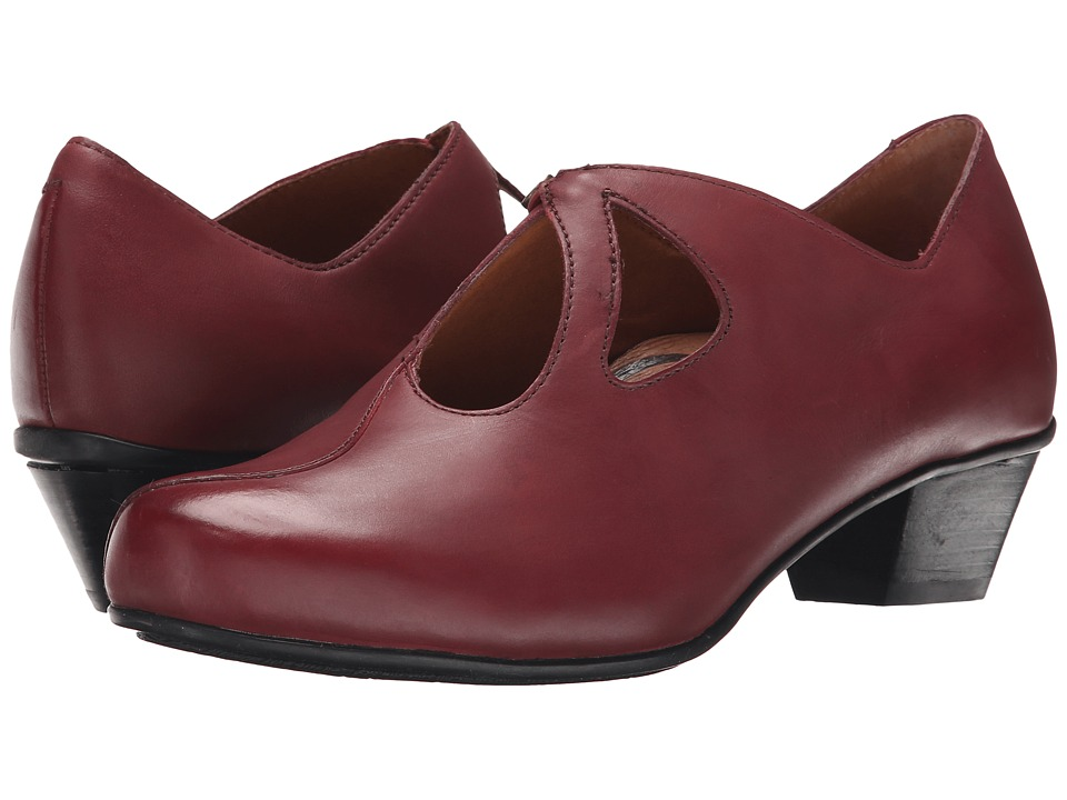 Aetrex - Essence Leanne (Vintage Red) Women's Shoes