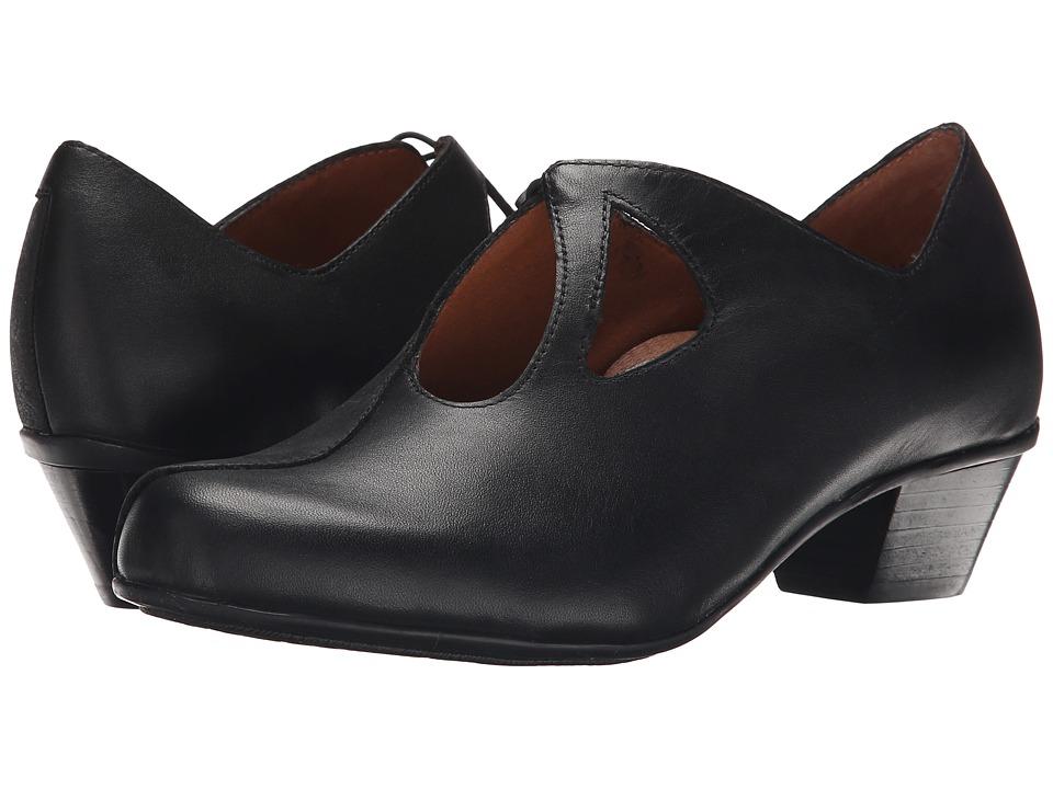 Aetrex - Essence Leanne (Black) Women's Shoes