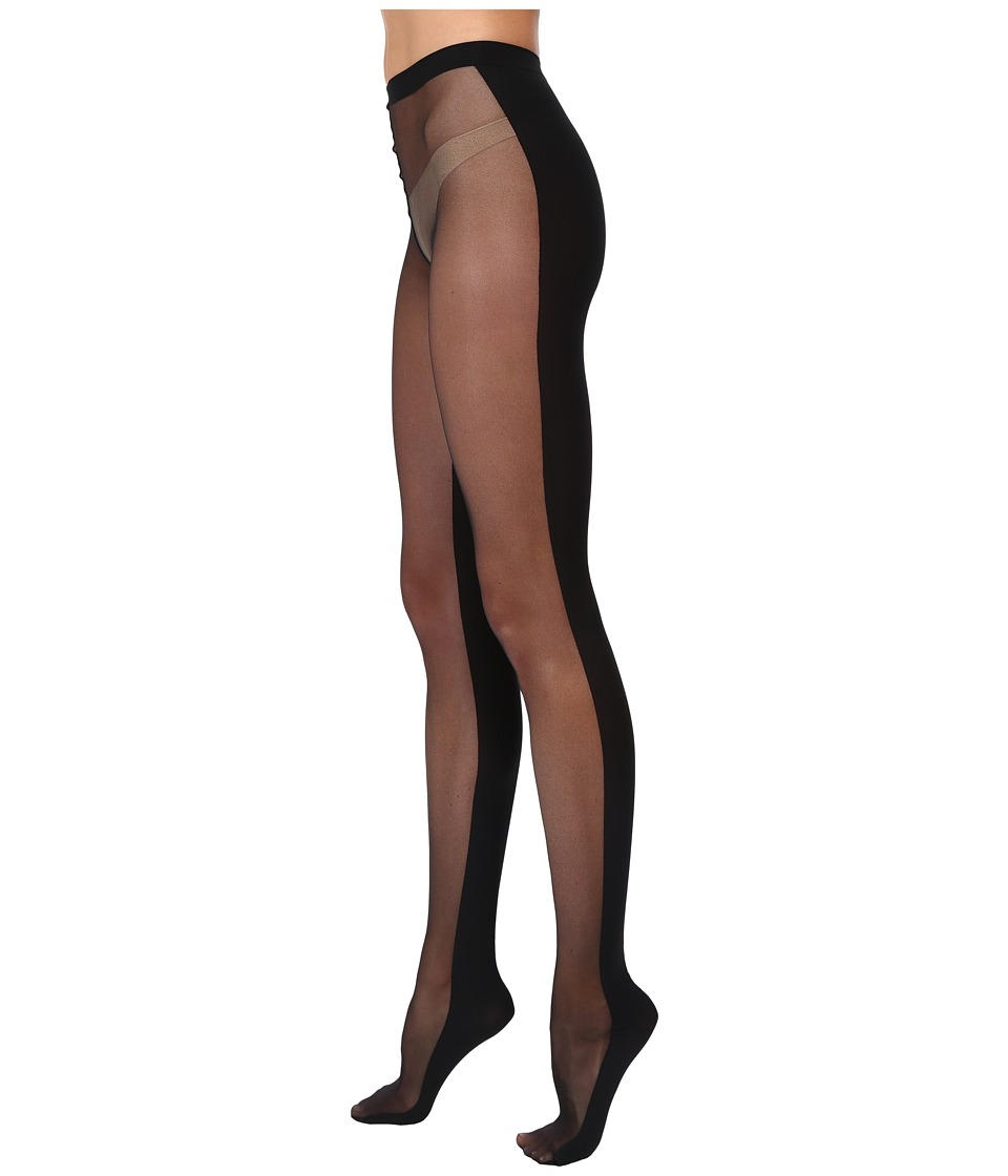 Wolford - Abigail Tights (Black) Hose