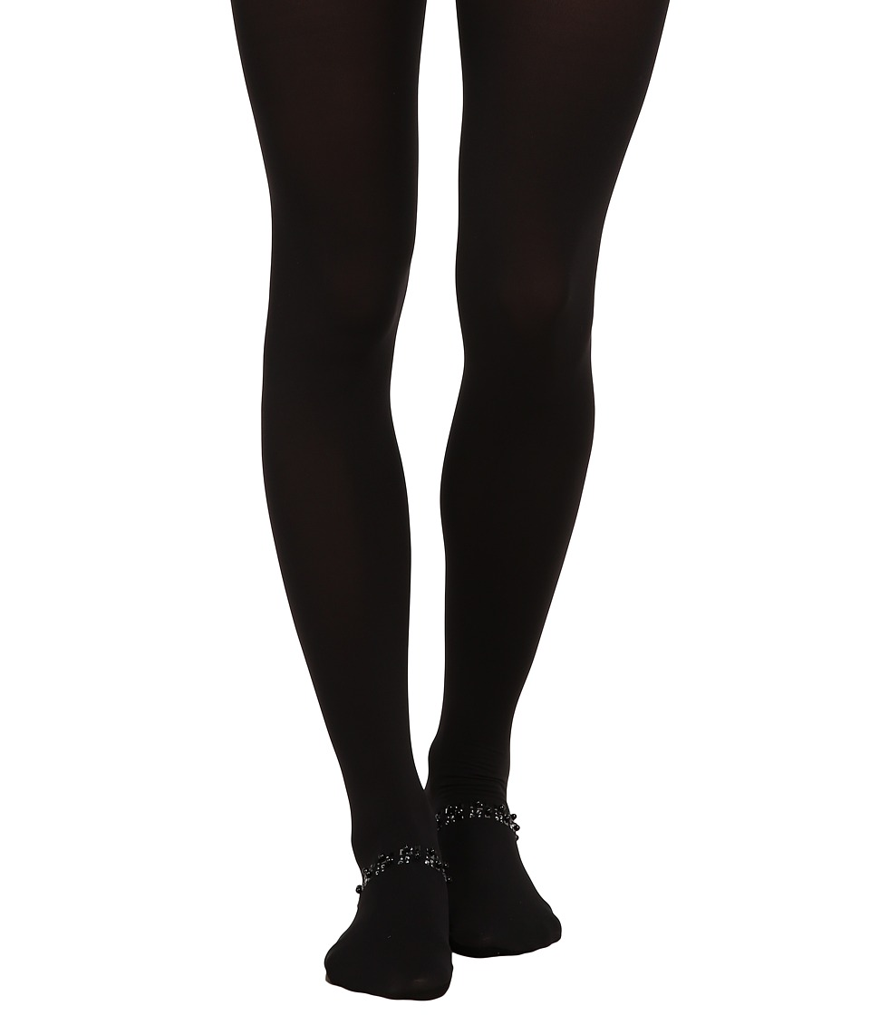 Wolford - Tiara Tights (Black) Hose