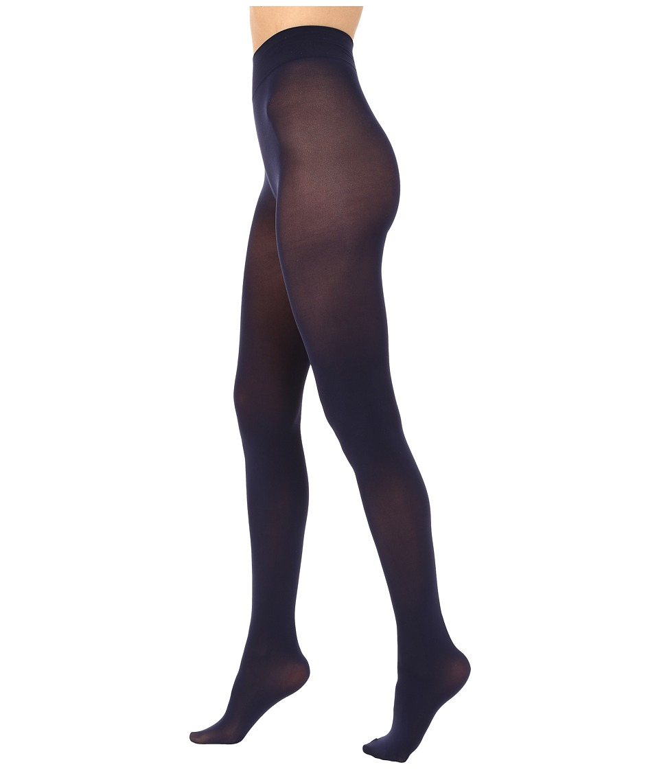 Wolford - Pure 50 Tights (Navy) Hose