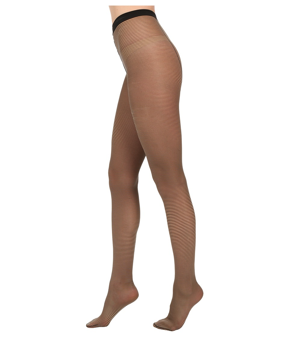 Wolford - Louie Tights (Sahara/Black) Hose