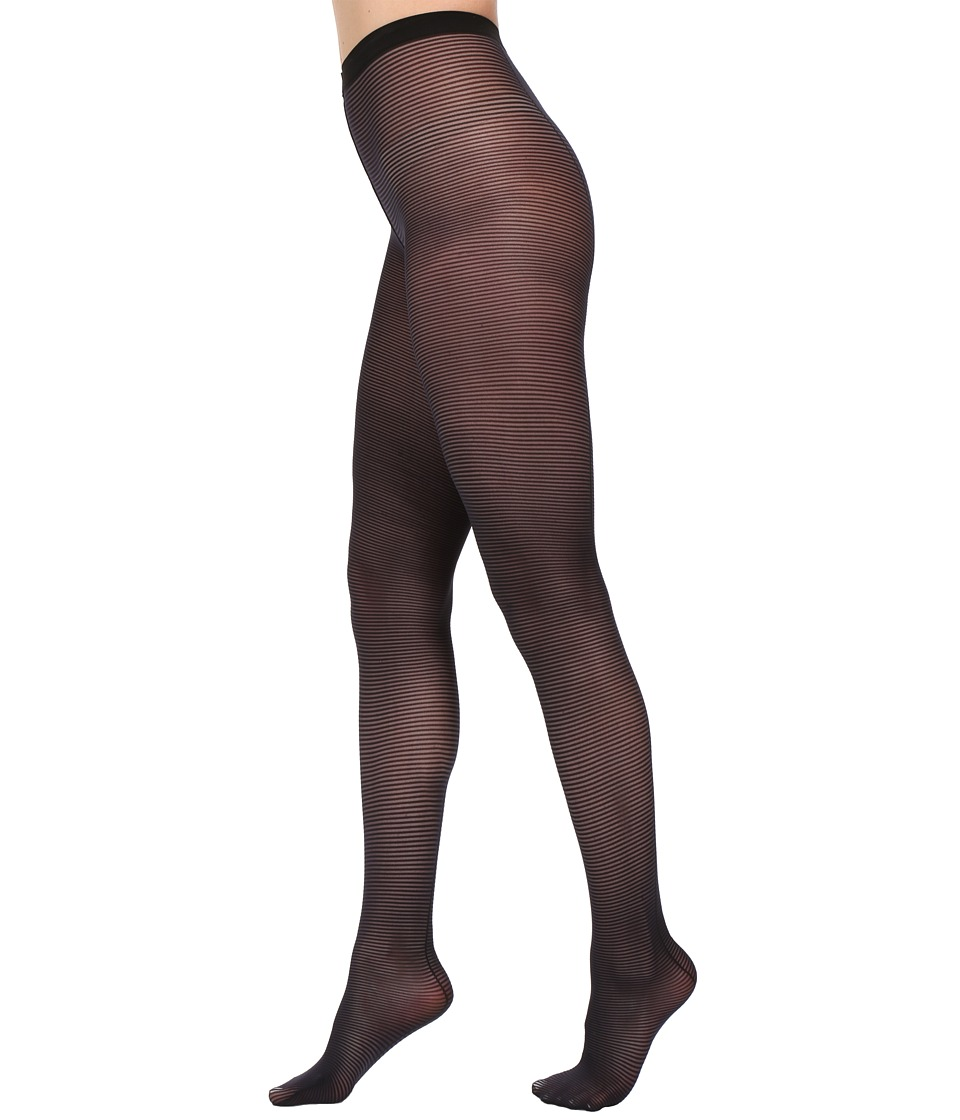 Wolford - Louie Tights (Navy/Black) Hose
