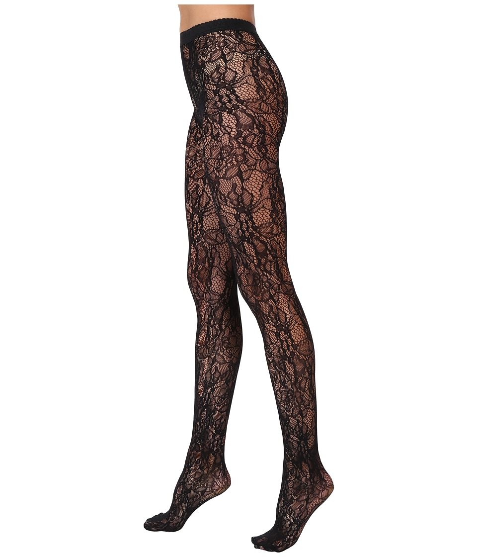 Wolford - Clair Tights (Black) Hose