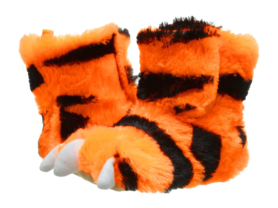 Carters - Tiger-S (Toddler/Little Kid) (Orange/Black) Boys Shoes
