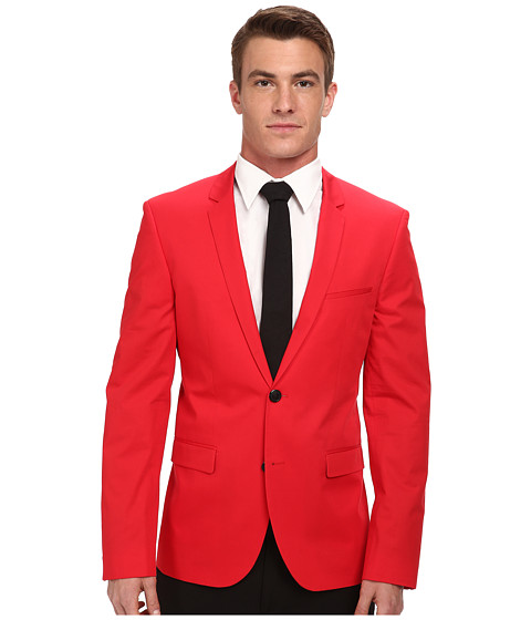 HUGO - Adris3 10172432 01 (Medium Red) Men's Jacket