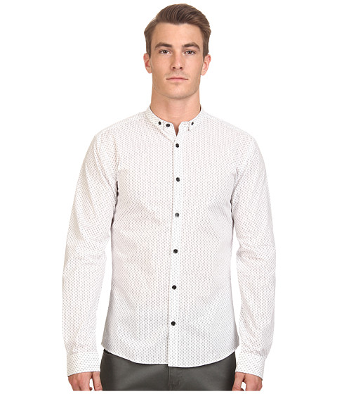 HUGO - Erren 10178372 01 (Open White) Men's Clothing