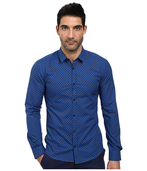 HUGO - Ero3 10178374 01 (Medium Blue) Men's Clothing