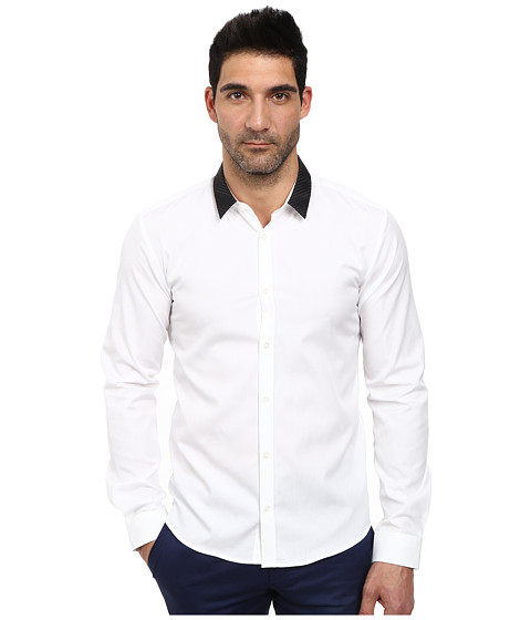 HUGO - Ero3 10107897 03 (Open White) Men's Clothing