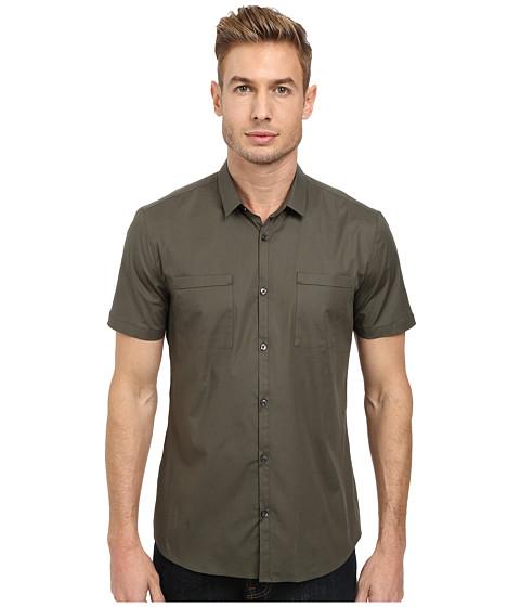 HUGO - Ettino 10107866 01 (Dark Green) Men's Clothing
