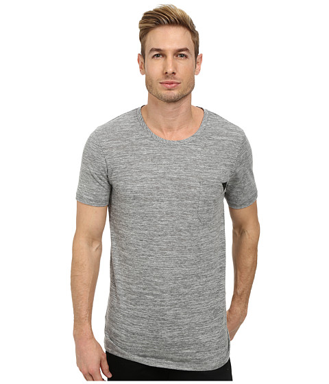HUGO - Dianco 10180305 01 (Open Grey) Men's Clothing
