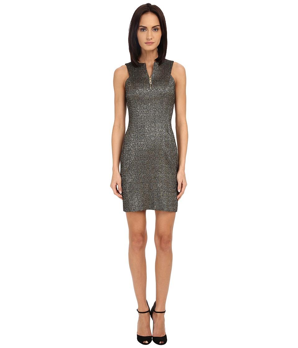 Versace Collection Sleeveless Dress (Glitter) Women