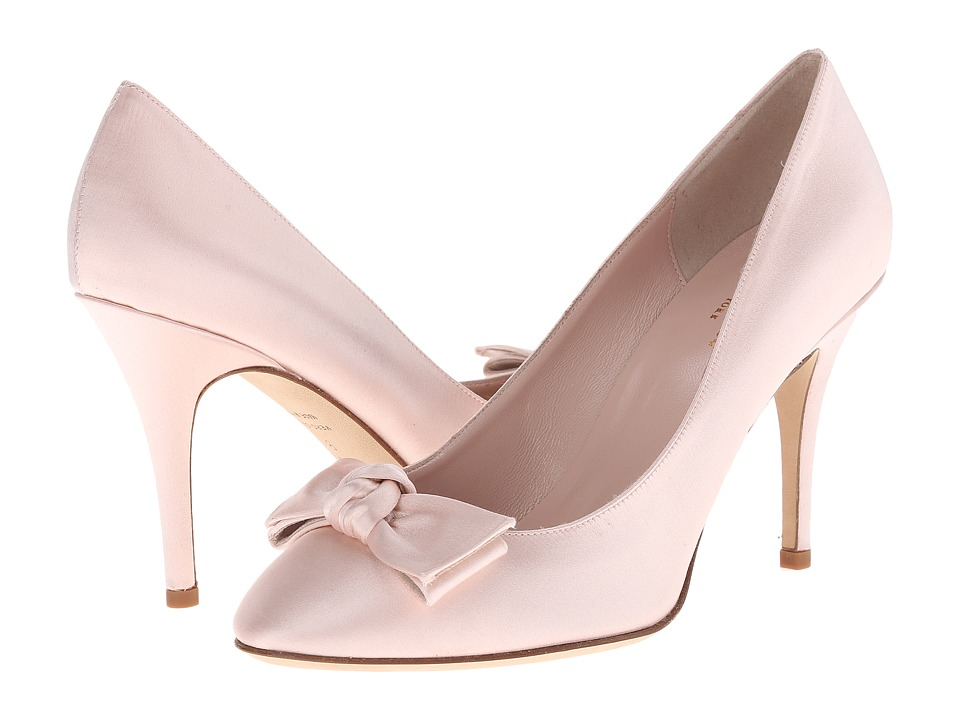 Kate Spade New York - Dot (Light Pink Satin) Women's Shoes
