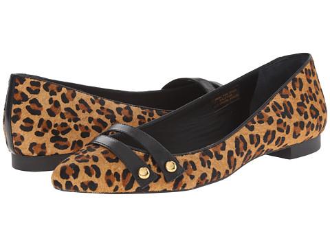 Kate Spade New York - Enna Too (Natural Small Leopard Print Haircalf) Women's Shoes