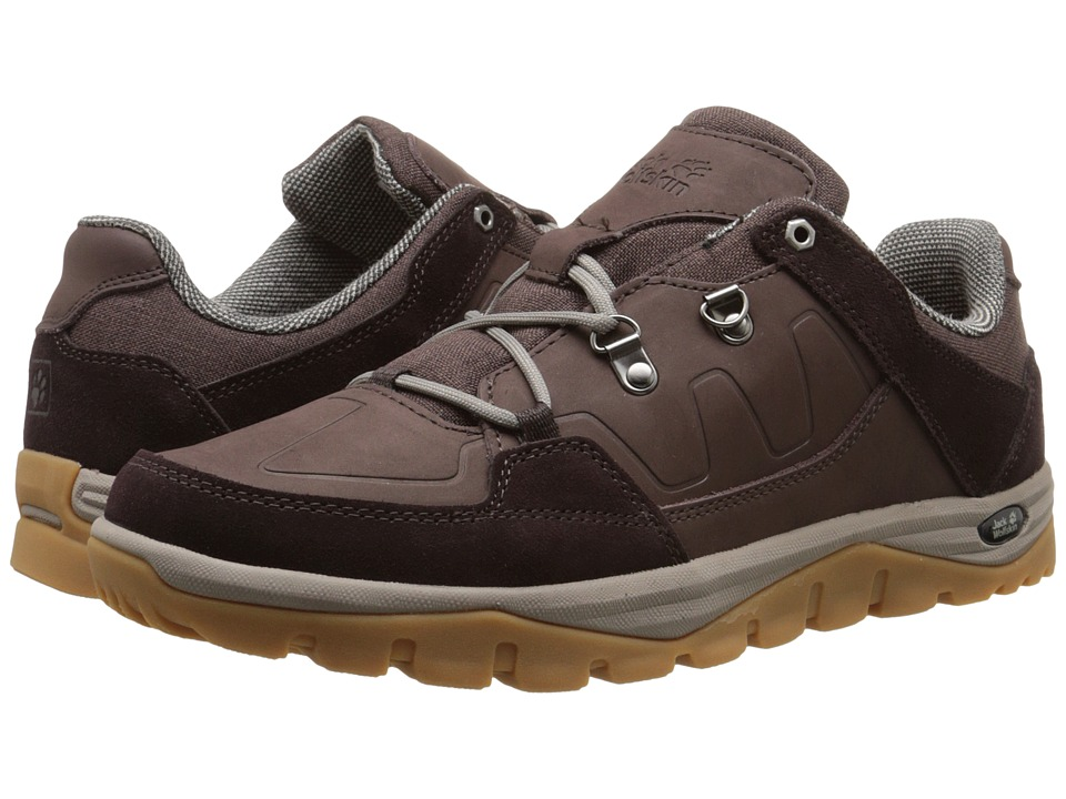 Jack Wolfskin - Providence Low (Ground) Men's Shoes