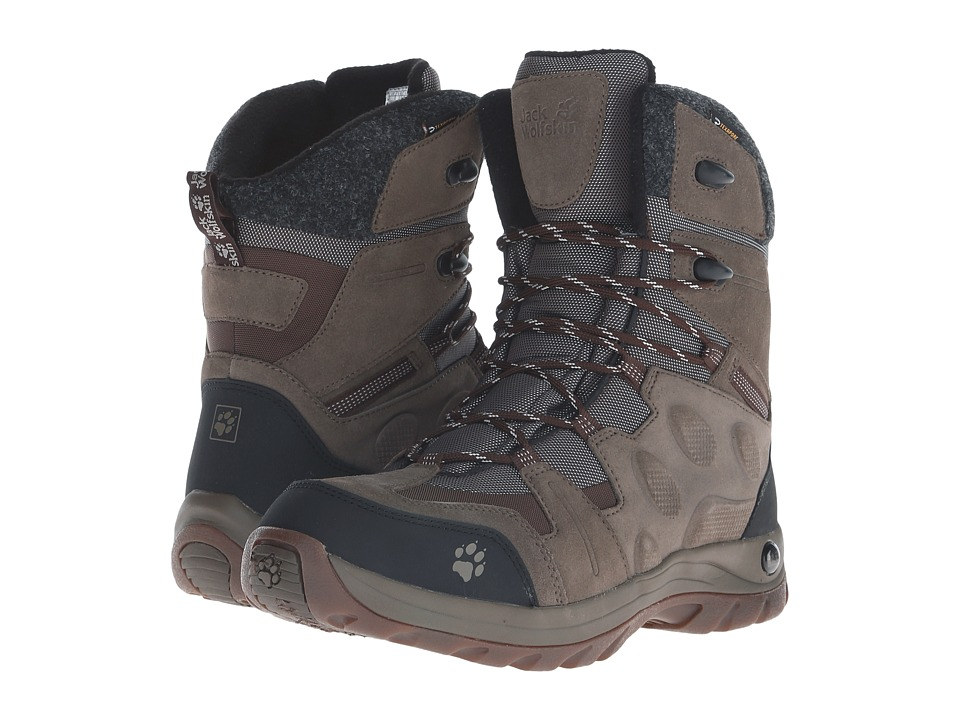 Jack Wolfskin - Northbay Texapore High (Mocca) Men's Shoes
