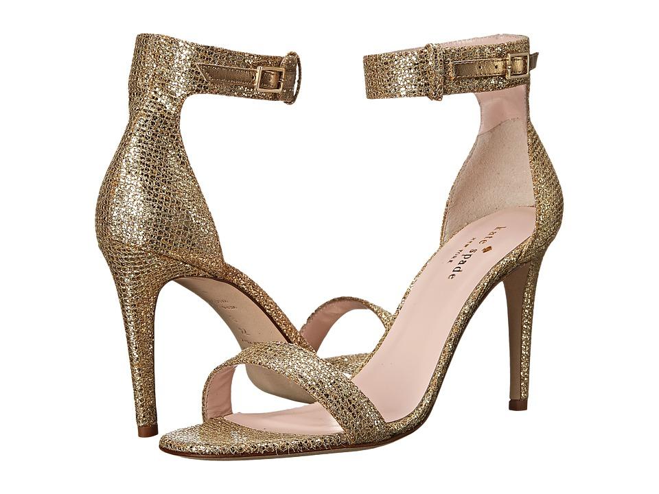 Kate Spade New York Isa (Gold Starlight Fabric) Women