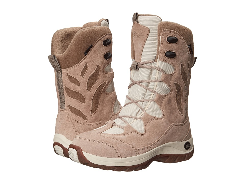 Jack Wolfskin - Lake Tahoe Texapore (Sahara) Women's Shoes