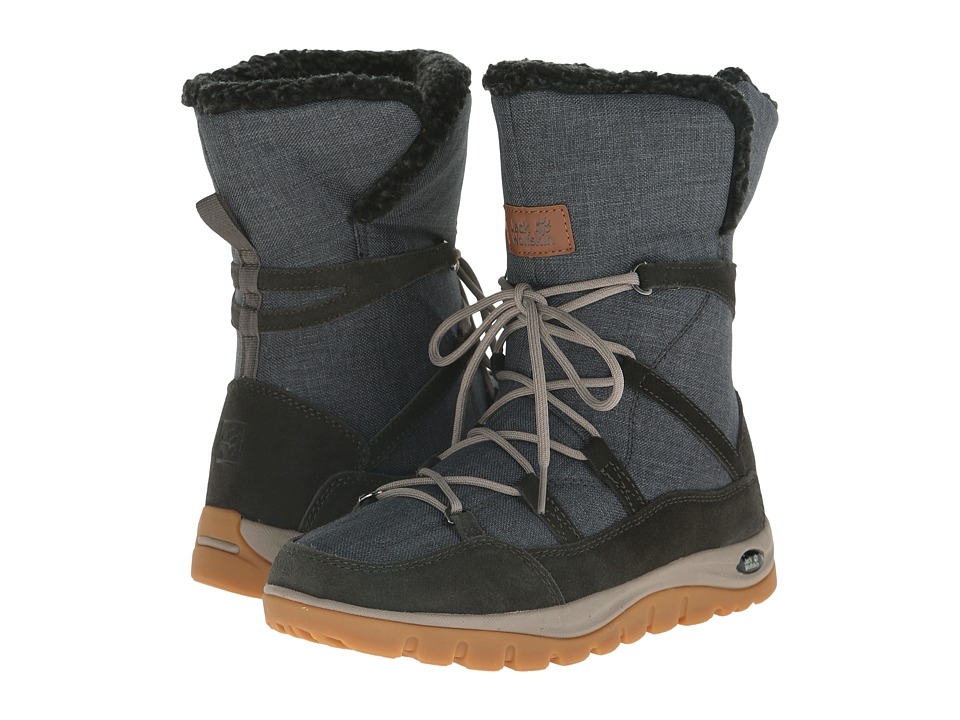 Jack Wolfskin - Rhode Island Winter High (Dark Steel) Women's Shoes