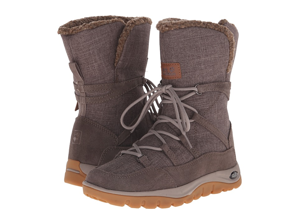 Jack Wolfskin - Rhode Island Winter High (Siltstone) Women's Shoes