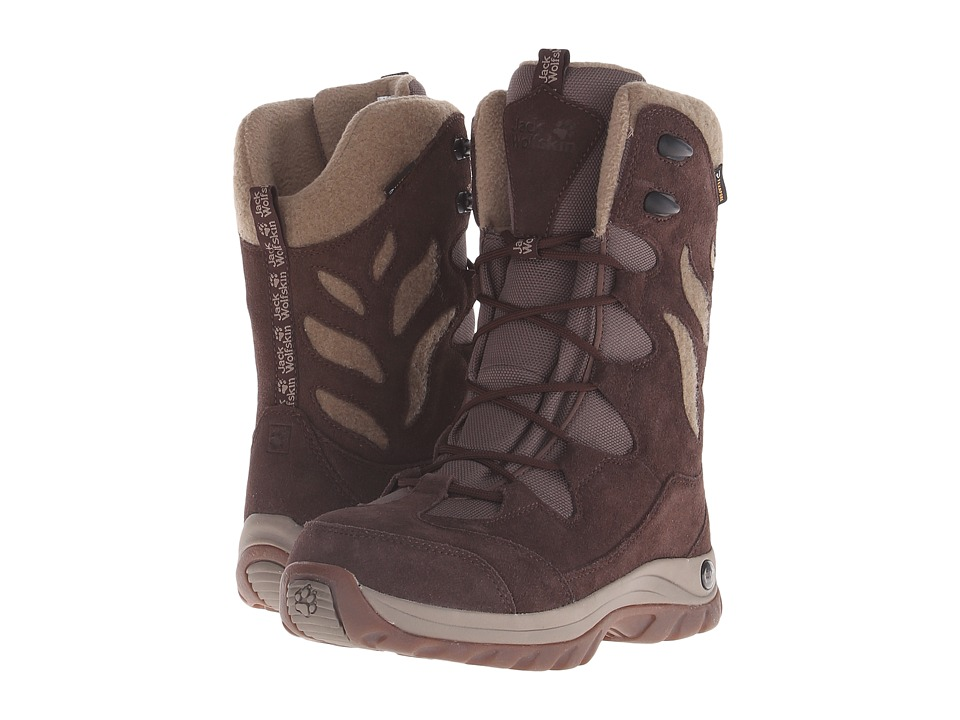 Jack Wolfskin - Lake Tahoe Texapore (Mocca) Women's Shoes