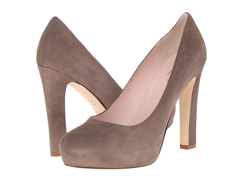 Kate Spade New York - Nessle (Mousse Kid Suede) High Heels