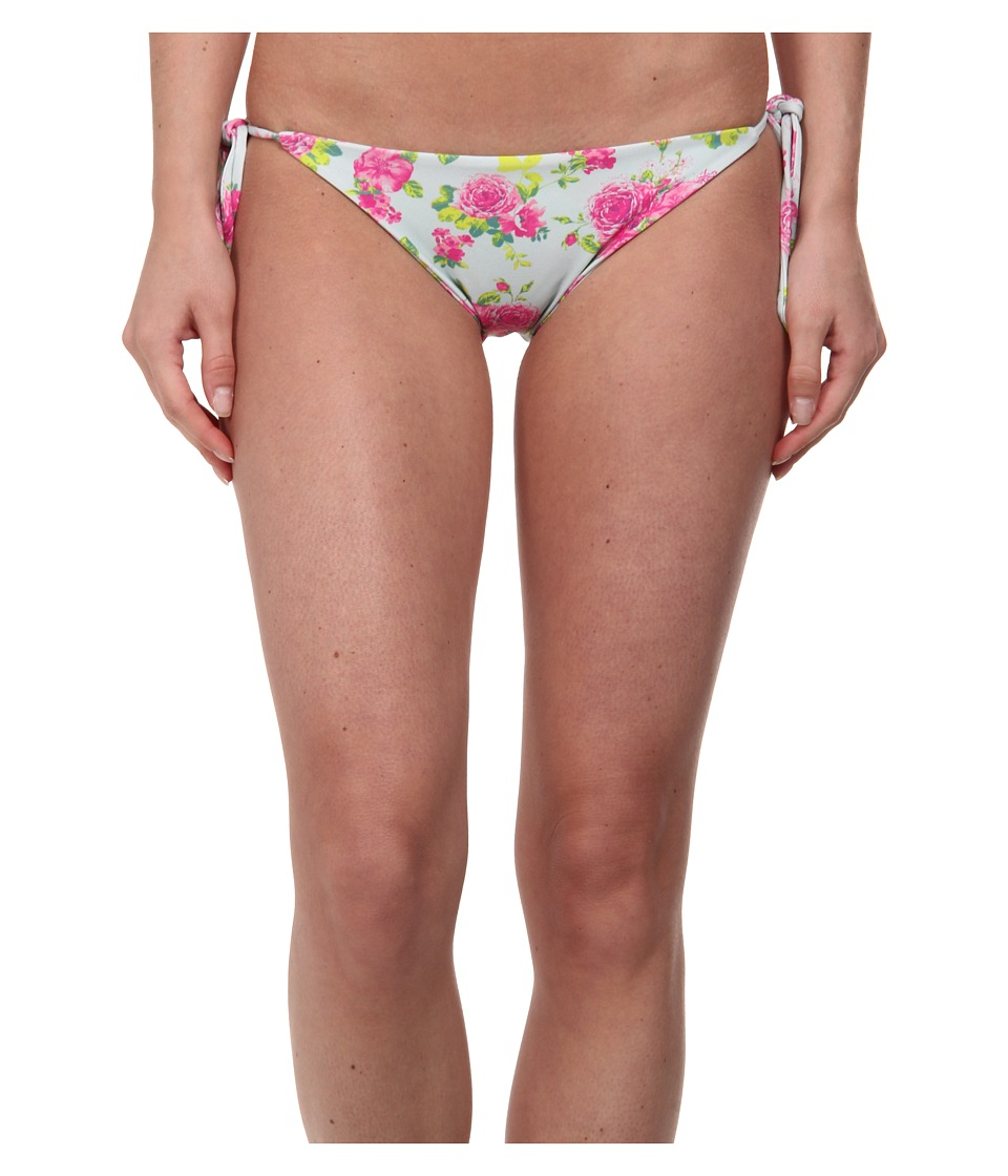 Tori Praver - Coco Tie Side Bottom (Casablanca Rose) Women's Swimwear