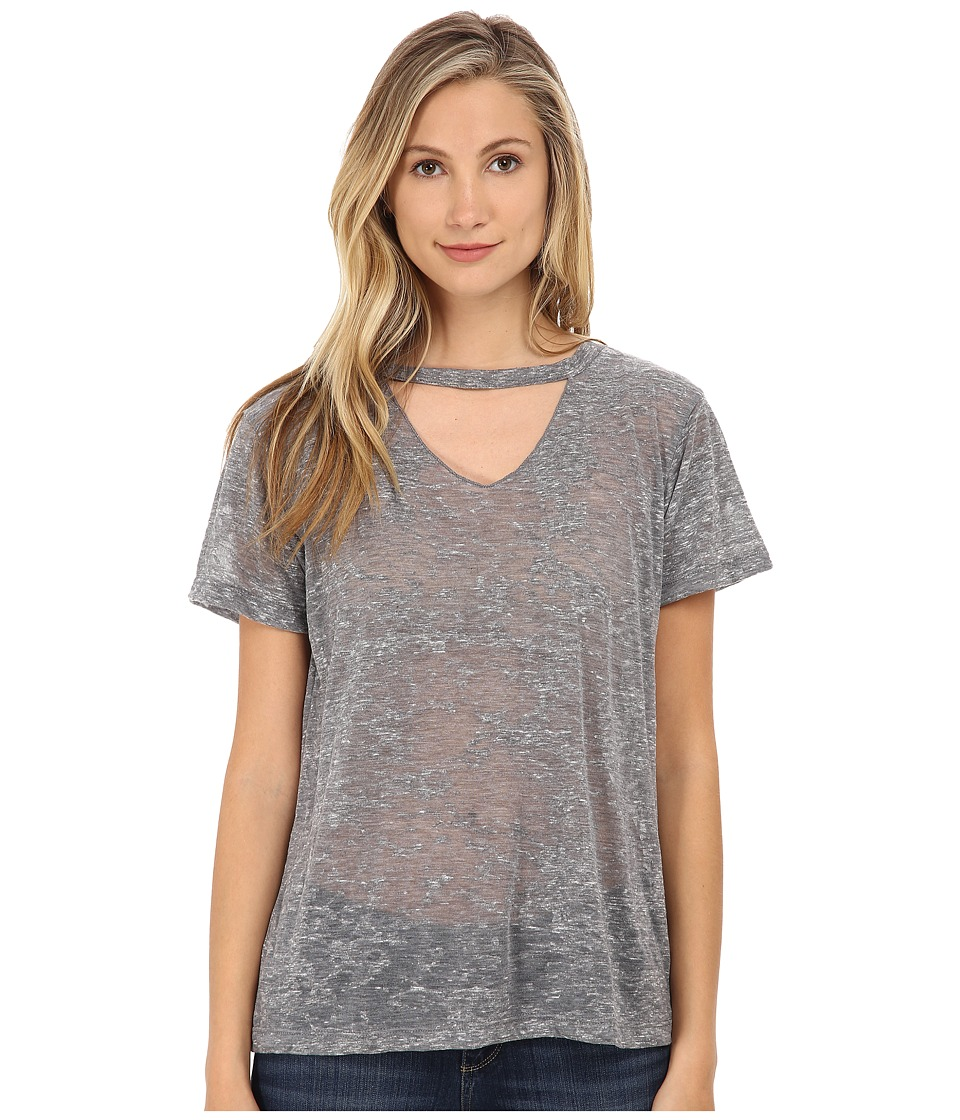 LNA - Lani Tee (Grey) Women