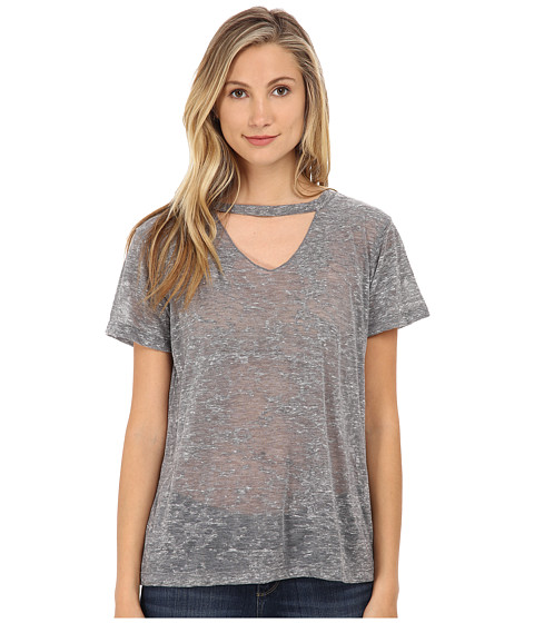 LNA - Lani Tee (Grey) Women's T Shirt