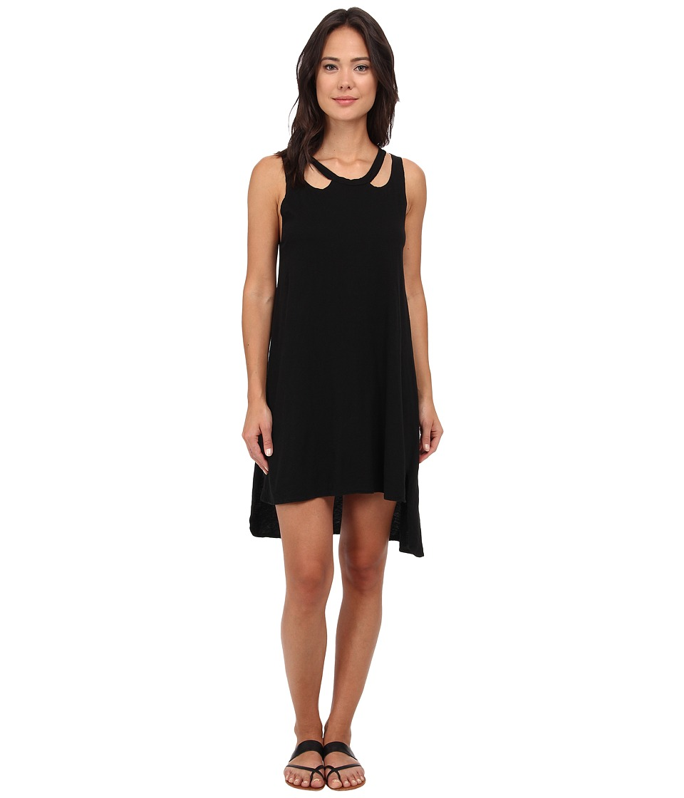 LNA - Aura Dress (Black) Women's Dress