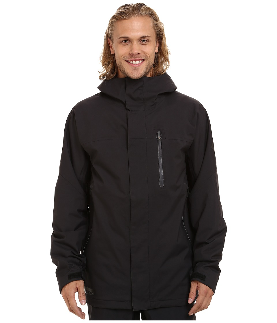 Burton - Encore Jacket (True Black) Men's Coat