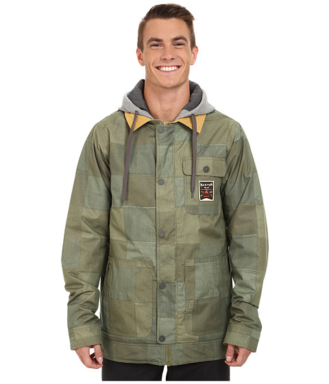 Burton - MB Dunmore Jacket (Patchouli) Men's Jacket
