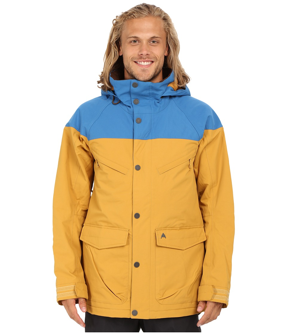 Burton - MB Frontier Jacket (Glacier Blue/Nomad) Men