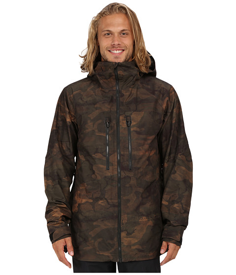 Burton - [ak] 2L Swash Jacket (Akamo) Men's Coat